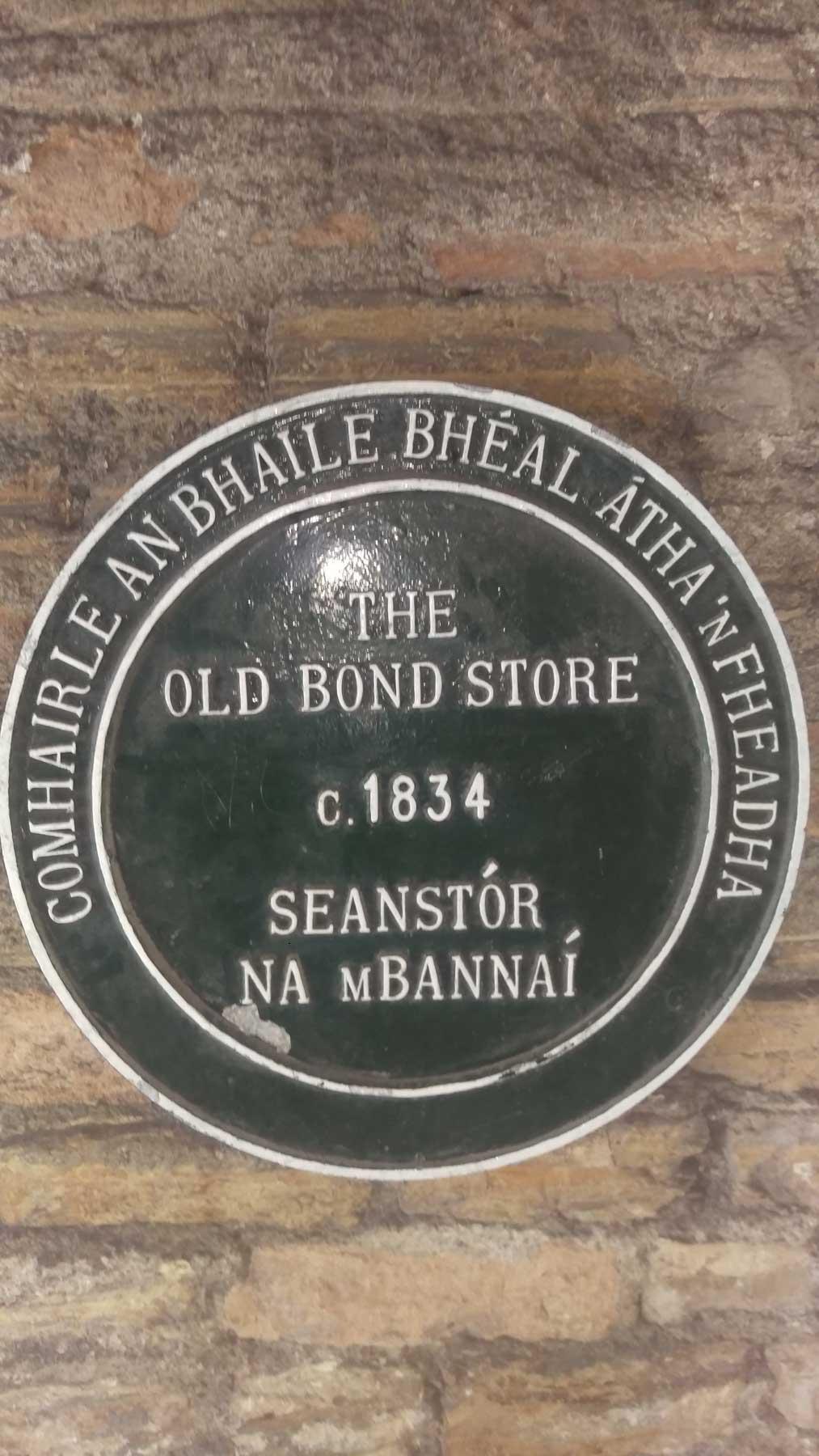 Bond Store Cottage