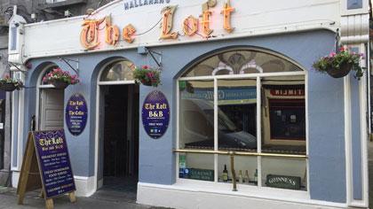 The Loft Bar and B&B